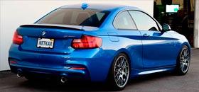 AUTO PEÇAS BMW M235i