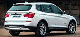 AUTO PEÇAS BMW X3