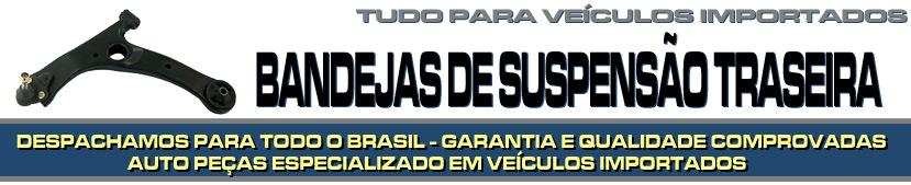 BANDEJAS DE SUSPENSÃO TRASEIRA PARA VEÍCULOS IMPORTADOS - BANDEJAS DE SUSPENSÃO TRASEIRA PARA BMW, AUDI, MERCEDES BENZ, VOLVO, SUZUKI, JAGUAR, PORSCHE, LAND ROVER ETC