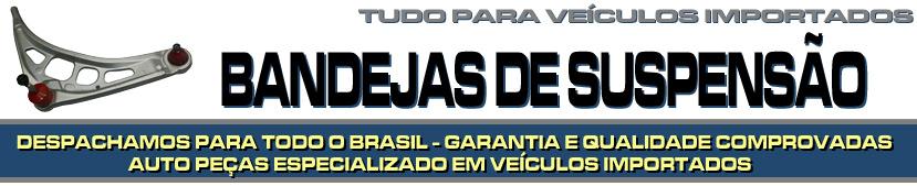 BANDEJAS DE SUSPENSÃO PARA VEÍCULOS IMPORTADOS - BANDEJAS DE SUSPENSÃO PARA BMW, AUDI, MERCEDES BENZ, VOLVO, SUZUKI, JAGUAR, PORSCHE, LAND ROVER ETC