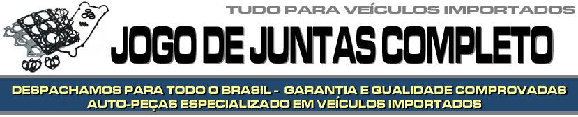 JOGO DE JUNTAS COMPLETO PARA VEÍCULOS IMPORTADOS - JOGO DE JUNTAS COMPLETO PARA BMW, AUDI, MERCEDES BENZ, VOLVO, SUZUKI, JAGUAR, PORSCHE, LAND ROVER ETC