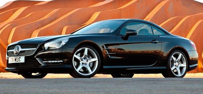 Peças Mercedes Benz SL 500